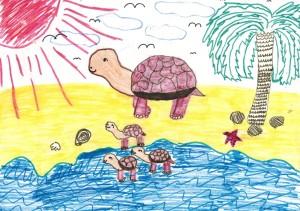 Сен-Санс, Черепахи 2